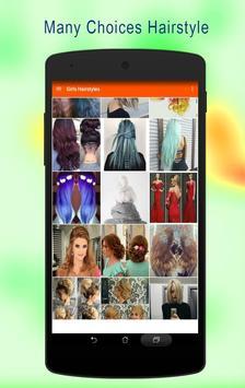 1000+ Best Girls Hairstyles apk screenshot