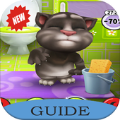 Guide for My Talking Tom New icon