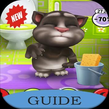 Guide for My Talking Tom New poster