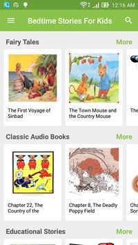 Audio Bedtime Stories poster