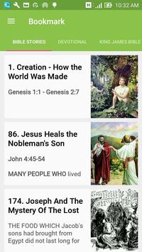 Holy Bible Stories apk screenshot