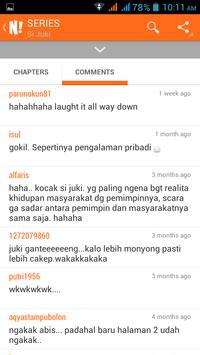 NGOMIK - Baca Komik Indonesia apk screenshot