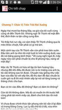 Thái Tử Phi Thăng Chức Ký apk screenshot
