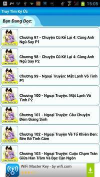 Truy tìm ký ức | Trinh thám apk screenshot