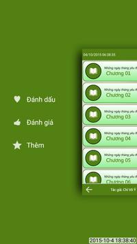 Những ngày tháng yêu thầm apk screenshot