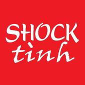 Shock tình icon