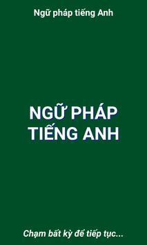 Ngu Phap Tieng Anh (English) poster