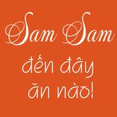 Sam Sam đến đây ăn nào icon