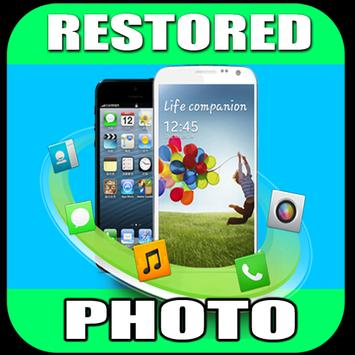 Photo recovery app for android poster