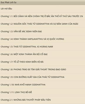 Duc Phat Lich Su - Kinh Phat apk screenshot