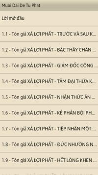 10 Dai De Tu Phat - Kinh Phat poster