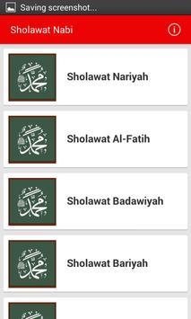 Sholawat Nabi dan Penjelasan poster