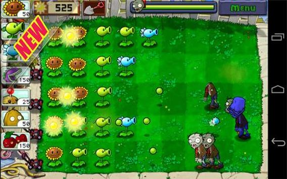 guide Plants vs Zombies poster