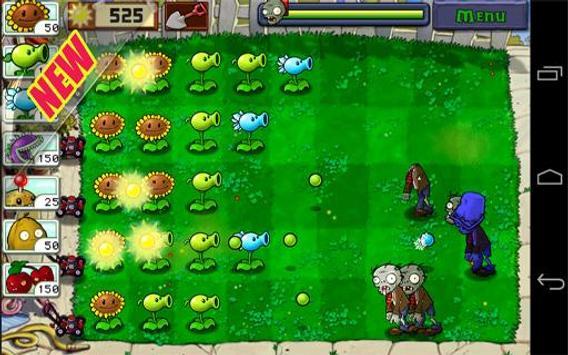 guide Plants vs Zombies apk screenshot