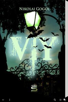 Viy by Gogol Free eBook App poster