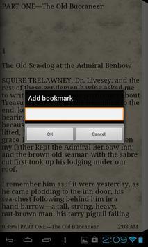 Treasure Island Free eBook App apk screenshot