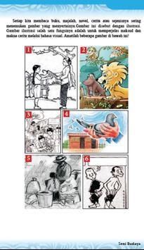 Buku Seni Budaya SMP Kelas 8 apk screenshot