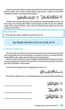 Buku PAI & BP SD Kelas 5 apk screenshot
