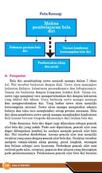 Buku PJOK SMP Kls 9 apk screenshot
