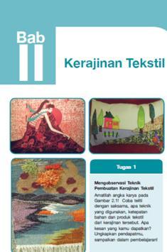 Buku Prakarya SMP Kelas 7 smt1 apk screenshot