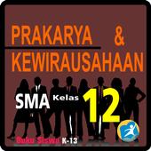 Buku Prakarya & KWU Kelas 12 icon