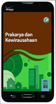 Buku Prakarya & KWU Kelas 12 poster