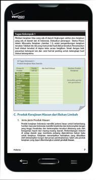 Buku Prakarya & KWU Kelas 12 apk screenshot