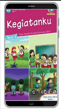Buku Tema 3 Kelas 1 poster