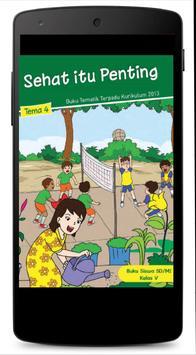 Buku Tema 4 Kelas 5 poster