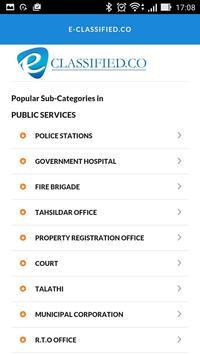 EClassified.co apk screenshot