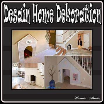 Desain Home Dekoration poster