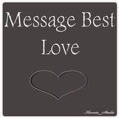 Message Best Love icon