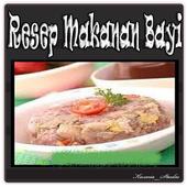 Resep Makanan Bayi icon