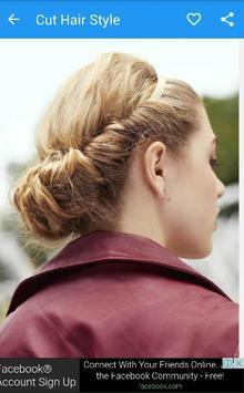 Cut Hair Styles apk screenshot