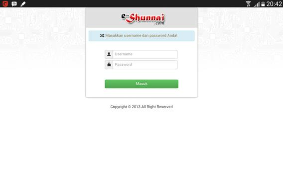e-shunnai.com apk screenshot