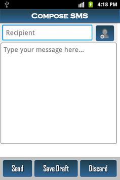 SMS Routine apk screenshot
