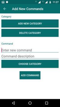 Linux Commands Handbook apk screenshot