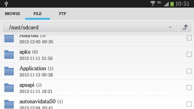 File Manager Pro apk screenshot