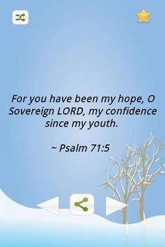 Inspiring Bible Verses-Youth poster