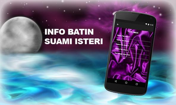 Info Batin(Jimak) Suami Isteri apk screenshot