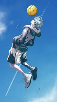 Anime Kuro Basket HD Wallpaper poster
