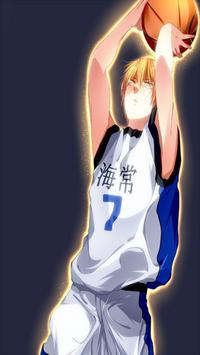 Anime Kuro Basket HD Wallpaper apk screenshot