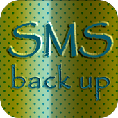Sms backup to Cloud icon