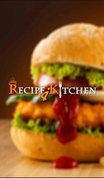 Recipe4Kitchen poster