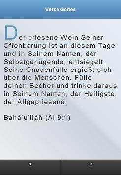 Nischenlicht - Bahá'í-Texte apk screenshot