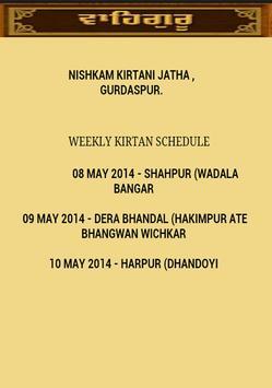 NKJ ( Nishkam Kirtani Jatha ) poster