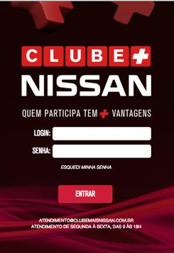 Clube Mais Nissan poster