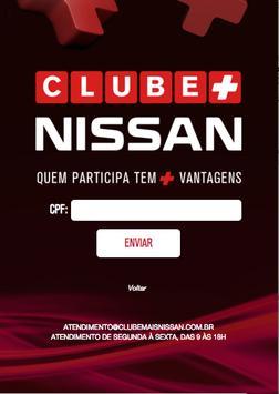 Clube Mais Nissan apk screenshot