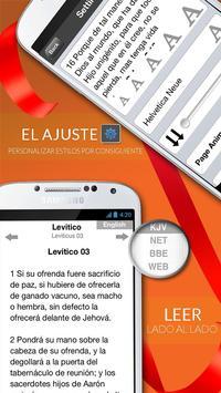 Santa Biblia Reina Valera Free apk screenshot