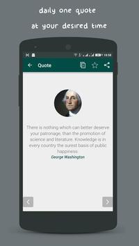 Quotes Factory - Life Inspired apk screenshot